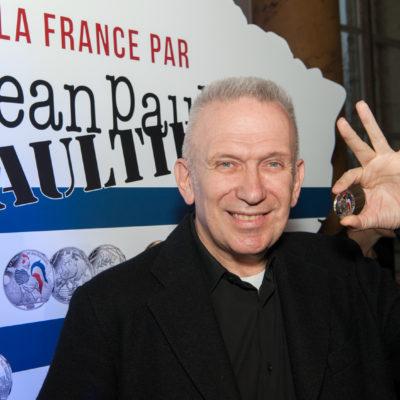 LA MONNAIE DE PARIS – Lancement de la collection Jean-Paul Gaultier