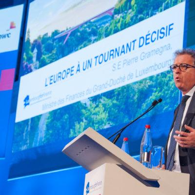 LUXEMBOURG FOR FINANCE – Séminaire : Les places financières européennes face aux défis de demain