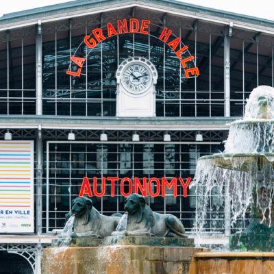 SNCF : Salon Autonomy